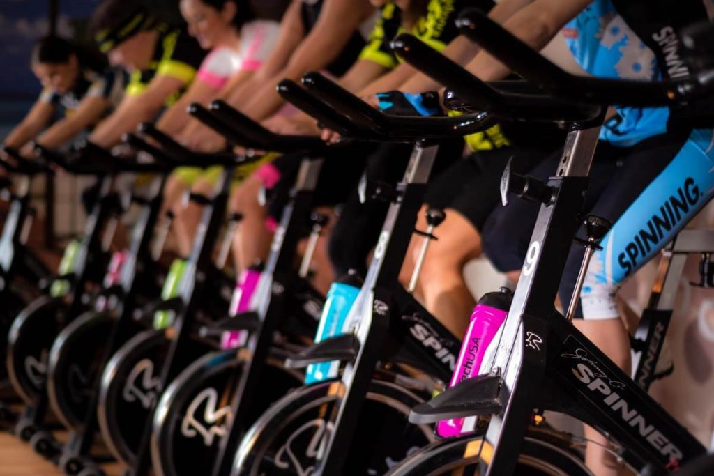 Spin Classes In South Africa