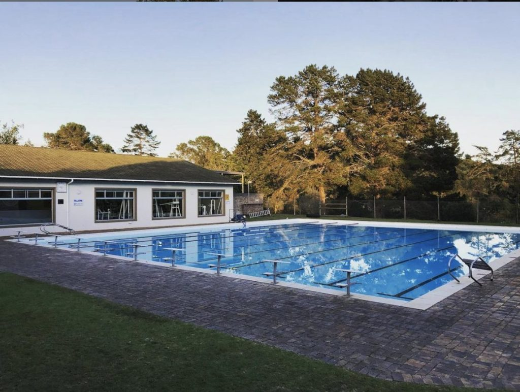 Plettenberg Bay's gym, the health and fitness centre.